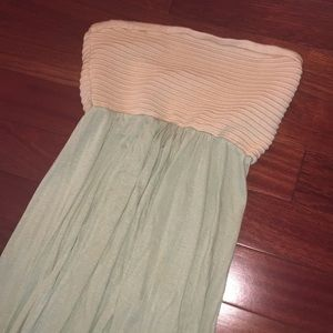 High/ low dress or beach cover up